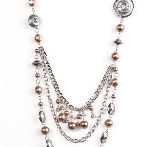 Paparazzi necklace set